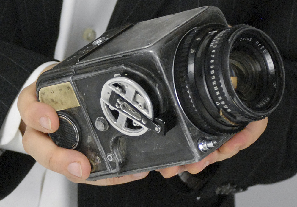 """""""It was this camera that would forever change our view of Earth,"""" says Bobby Livingston, executive vice president of RR Auction, which is based in Boston."""