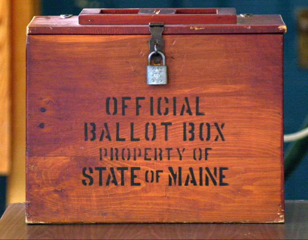 """It definitely felt like an invasion of privacy,"" said Sanford voter John Fahrenbruch, 50, who was a recipient of one of the mailers that sought to shame Maine residents into voting. ""I felt violated."" 2002 Press Herald file photo/John Patriquin"