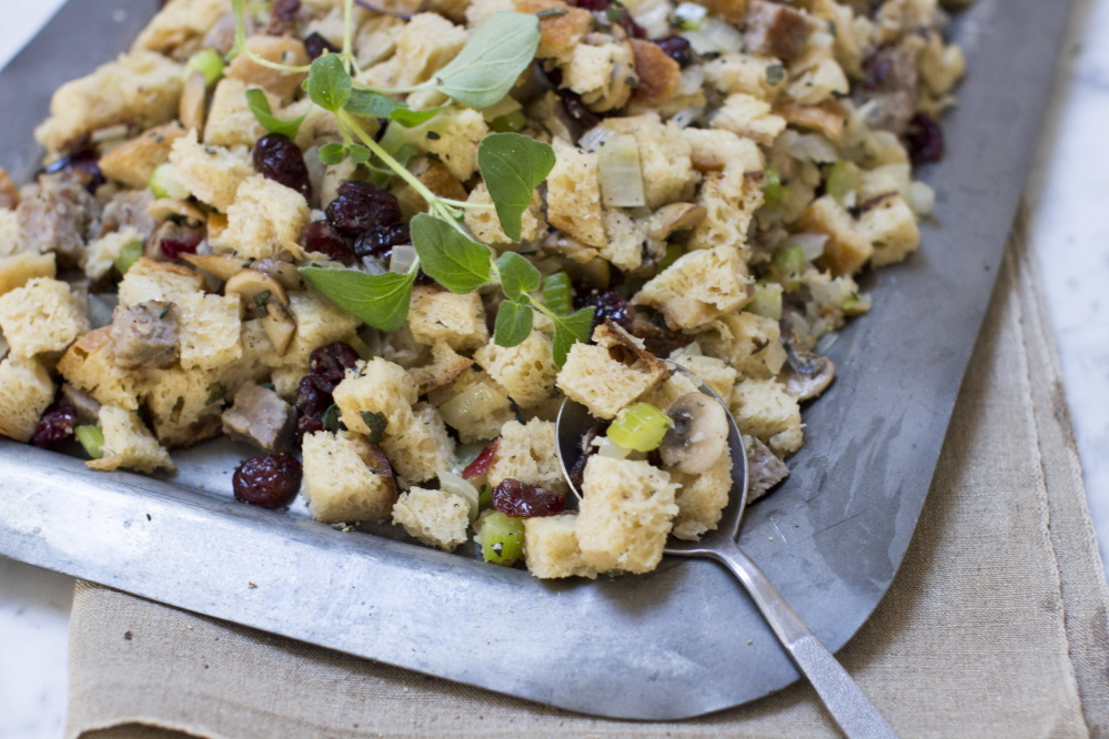The stuffing can be the true star of Thanksgiving dinner whether cooked inside or outside the bird.