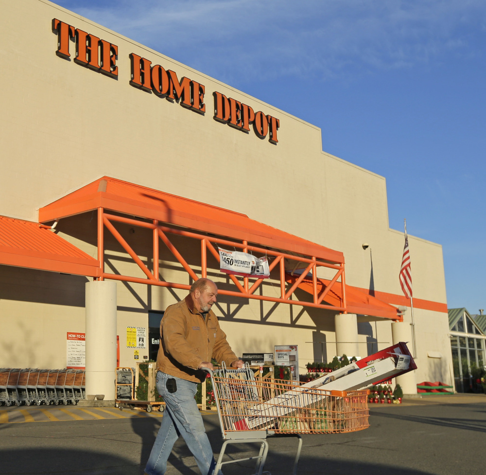 Home Depot's profit for the current fiscal year is projected to grow 21 percent, but the retailer is no longer beating analysts' estimates amid a slowing housing market.