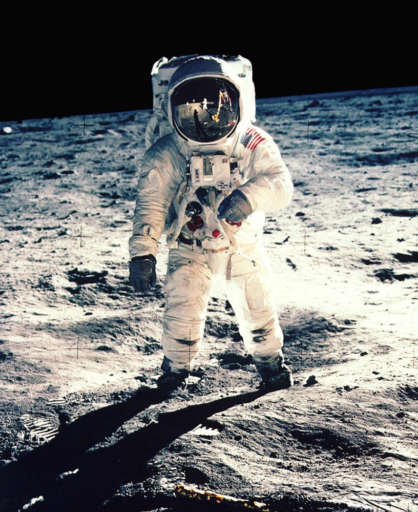 Buzz Aldrin Jr. left only his footprints on the moon back in 1969, but Lunar Mission One hopes to allow anyone to buy space on memory discs to be buried there, and even include a strand of hair.