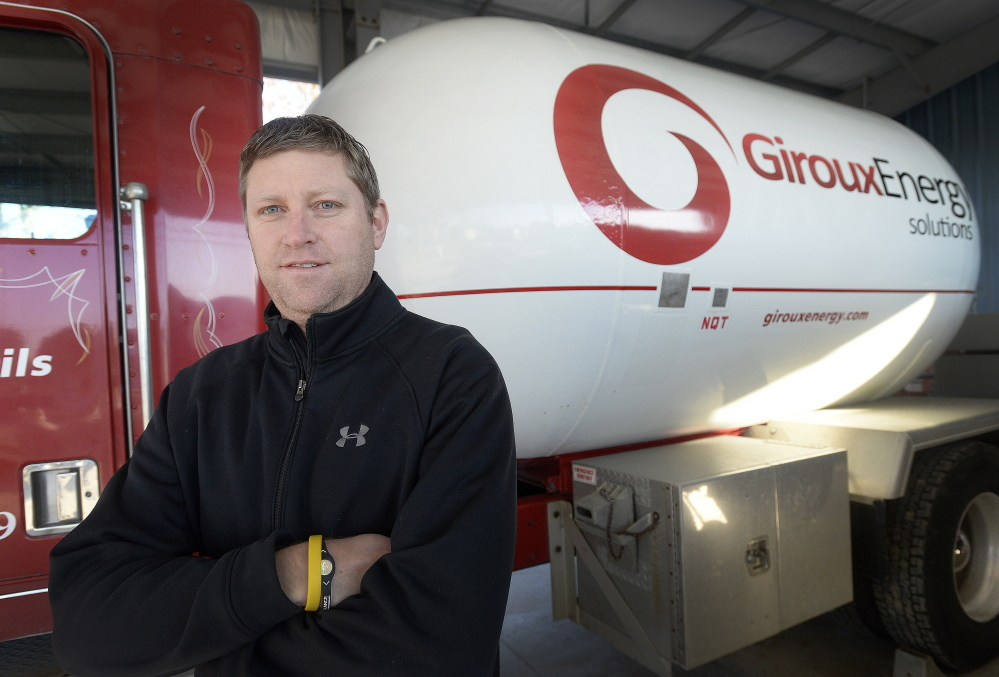 Steve Giroux leads Giroux Energy Solutions, a family-owned company started by his grandfather in 1959.