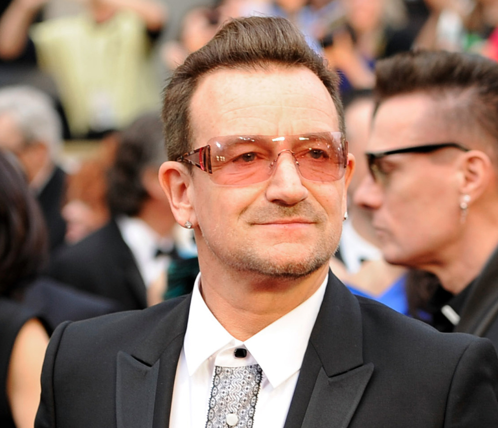 Doctors expect a full recovery for U2 singer Bono, who had two surgeries after a weekend bicycle accident. Orthopedic trauma surgeon Dr. Dean Lorich says Bono underwent a five-hour surgery on his elbow in which three plates and 18 screws were inserted on Sunday night. Bono had another surgery to repair a fracture to his left pinkie on Monday.