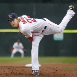 While with the Portland Sea Dogs last season, Henry Owens showed the mound mastery that has made him the top prospect in the Boston Red Sox organization.