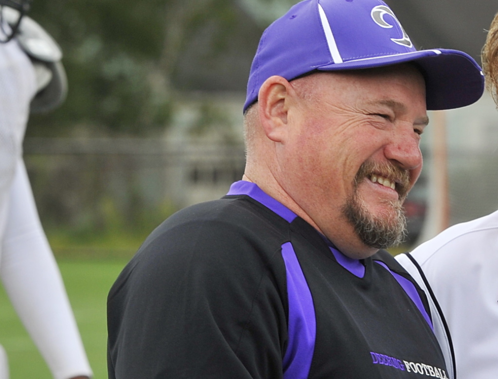 Former Deering High football coach Matt Riddell said Monday that the school district has not given him the results of its investigation of him.