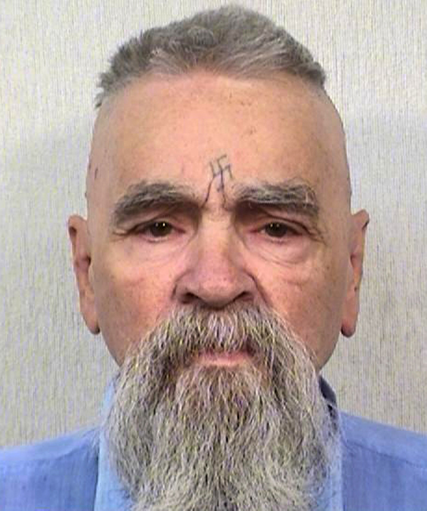 Charles Manson, 80, who is serving a life sentence in California, has a marriage license to wed a 26-year-old woman.