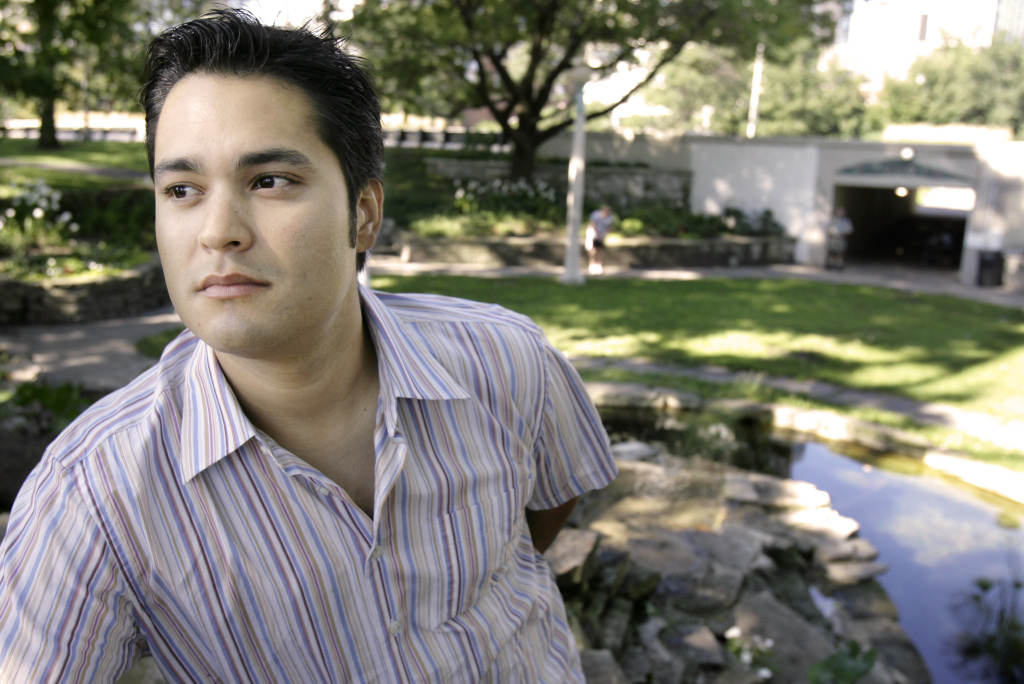 Julio Cabrera of Chicago and his brother Mauricio of Fort Worth, Texas, are among almost 800 gay brothers nationwide who donated blood or saliva to help scientists search for genetic clues about the origins of homosexuality. Both are convinced their sexual orientation is as deeply rooted as their Mexican heritage. The Associated Press