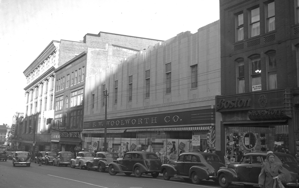 F.W. Woolworth Co Troy, NY