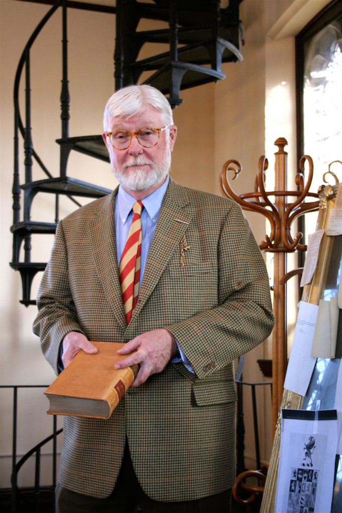 Richard E. Morgan, professor of constitutional law at Bowdoin College, a noted author and a Registered Maine Guide, died Thursday after a brief illness. He was 77.