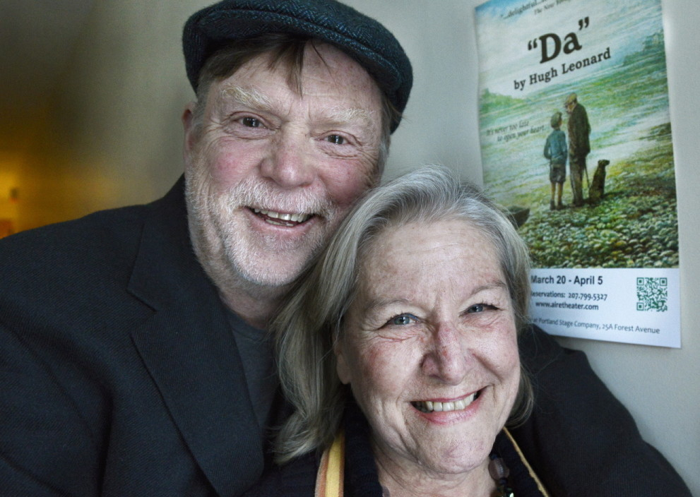 Tony and Susan Reilly founded the American Irish Repertory Ensemble in Portland.