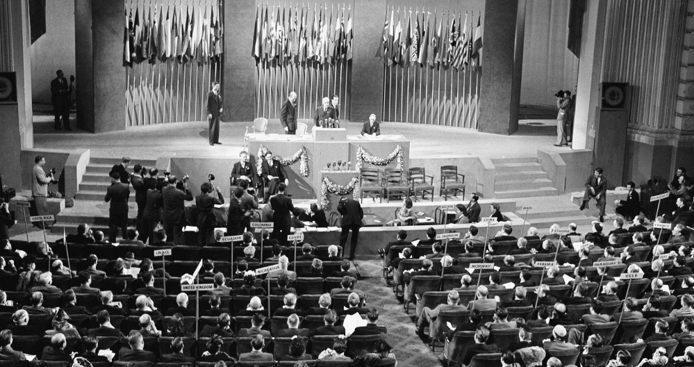 Since it was born from the ashes of World War II, the United Nations operates with a power structure that hasn't changed since 1945.