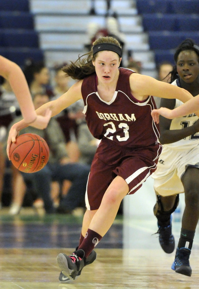 In what's expected to be a balanced Western Class A field, Gorham should be in the running with four returning starters, including Emily Esposito.