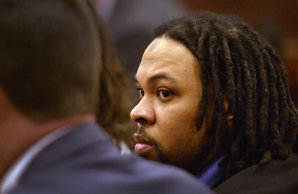 Tareek Hendricks pleaded guilty to a manslaughter charge Friday in the 2011 killing of Robert Stubbs.