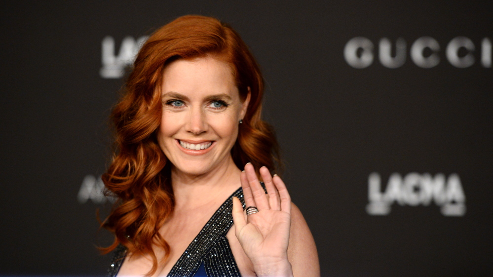 Amy Adams is set to star as Joplin.