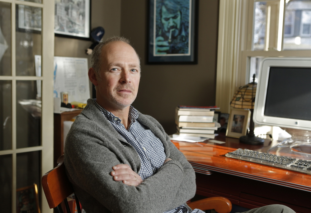 A Portlander for five years, Author Brock Clarke says he's both thrilled and appalled that there are so many writers here.