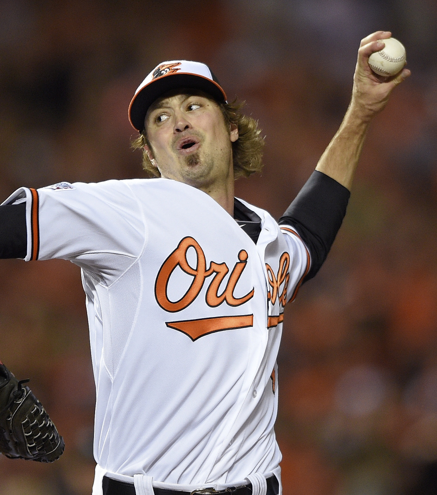 The Yankees gave Andrew Miller a four-year contract, hoping he can build on a solid 2014 season.