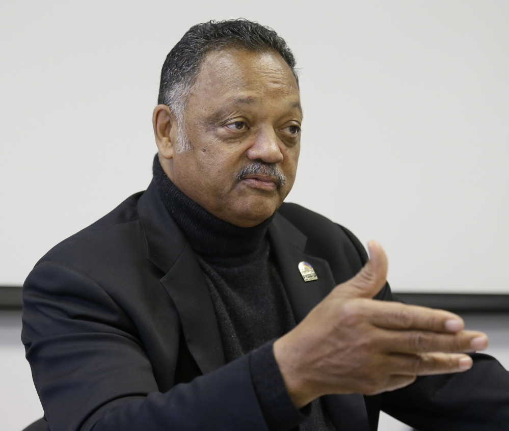 The Rev. Jesse Jackson has spent much of this year pressuring the technology industry to improve the diversity of its workforce.