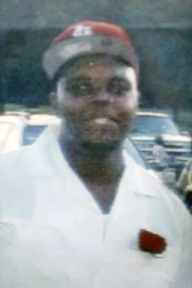 This undated file photo provided by the Brown family shows Michael Brown. The St. Louis County prosecutor has released more documents related to the investigation of the shooting of Brown by a Ferguson police officer, including a transcript of a police interview with the friend who was with Brown when he was killed.