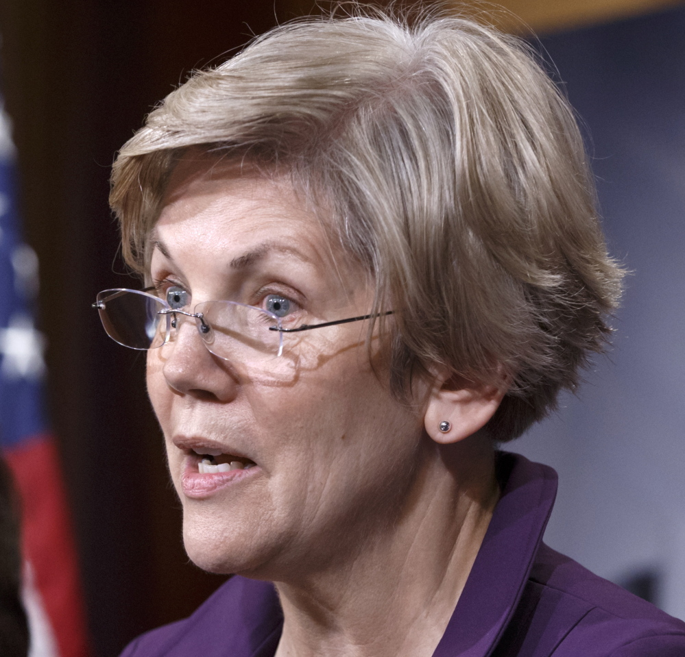 More than 300 former campaign staffers and organizers for President Obama have signed a letter urging Sen. Elizabeth Warren, D-Mass., to run for president in 2016.