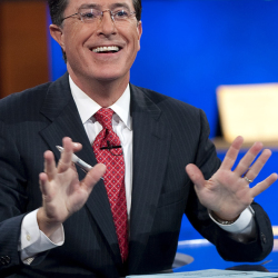 "Stephen Colbert, who played his alter ego on ""The Colbert Report,"" will play himself when he replaces David Letterman on CBS."
