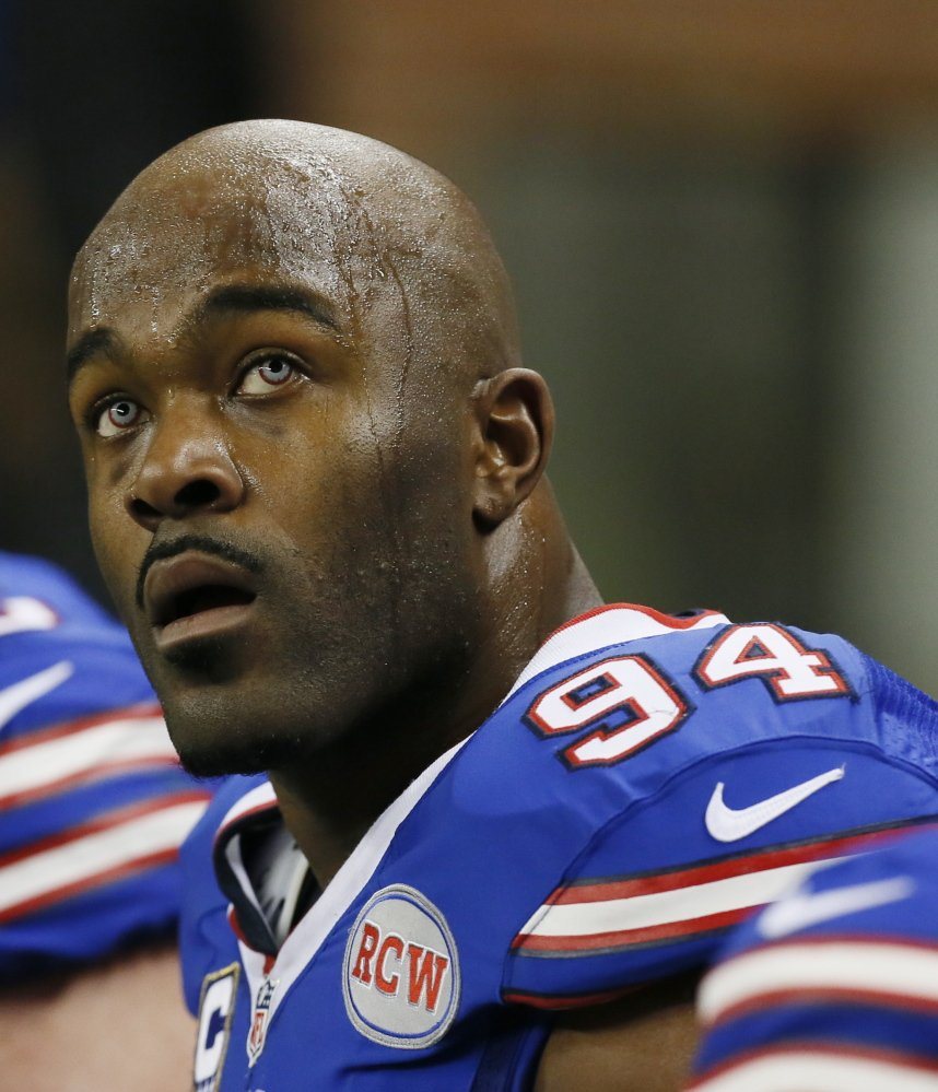 Mario Williams remains the same team player he was when he came to Buffalo three years ago after six seasons in Houston, which drafted him with the first overall pick.
