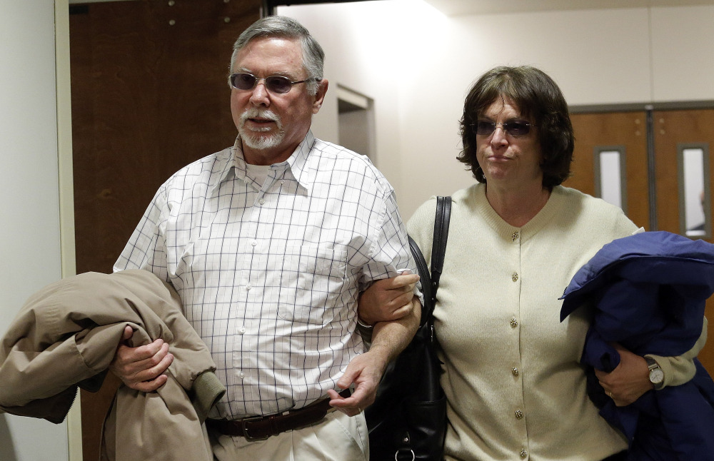 Robert and Arlene Holmes, parents of shooting suspect James Holmes, want their son to avoid the death penalty.