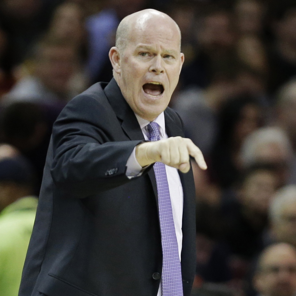 Steve Clifford led Charlotte to the playoffs and finished fourth in Coach of the Year voting in his first season.