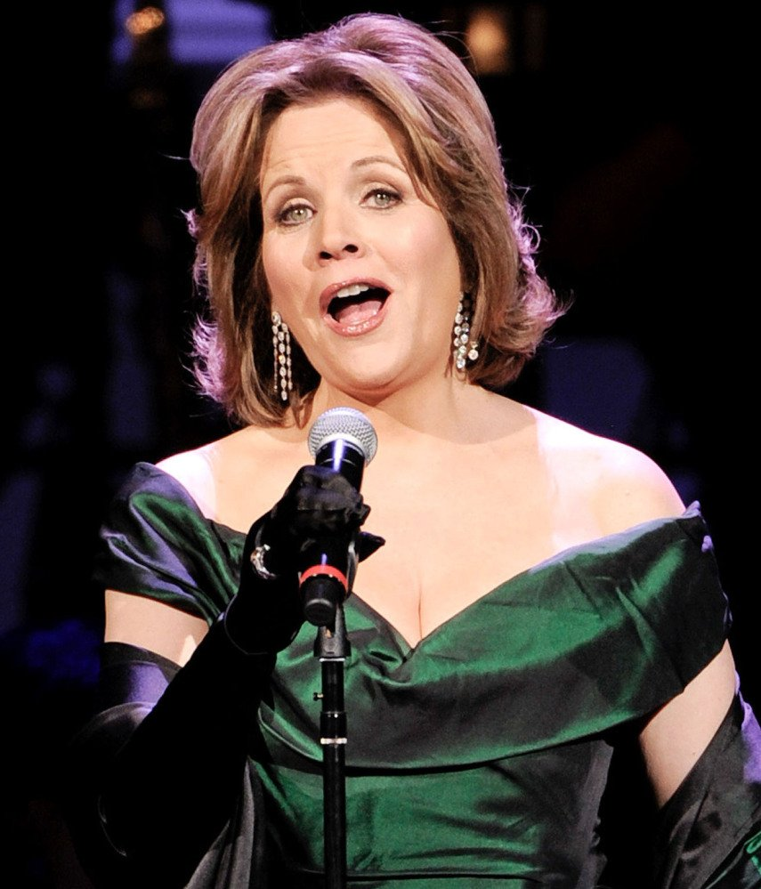 """Sometimes the most interesting things come out of the blue,"" opera's Renee Fleming says of her upcoming debut on Broadway."