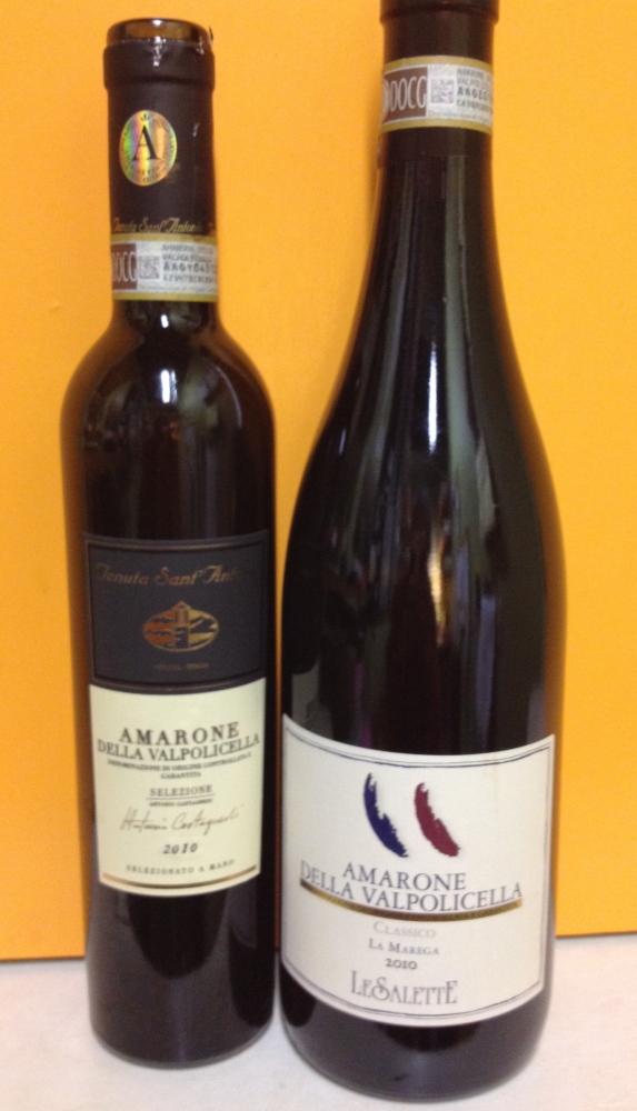 Amarone is costly, partly because of the incredibly painstaking process of producing it.