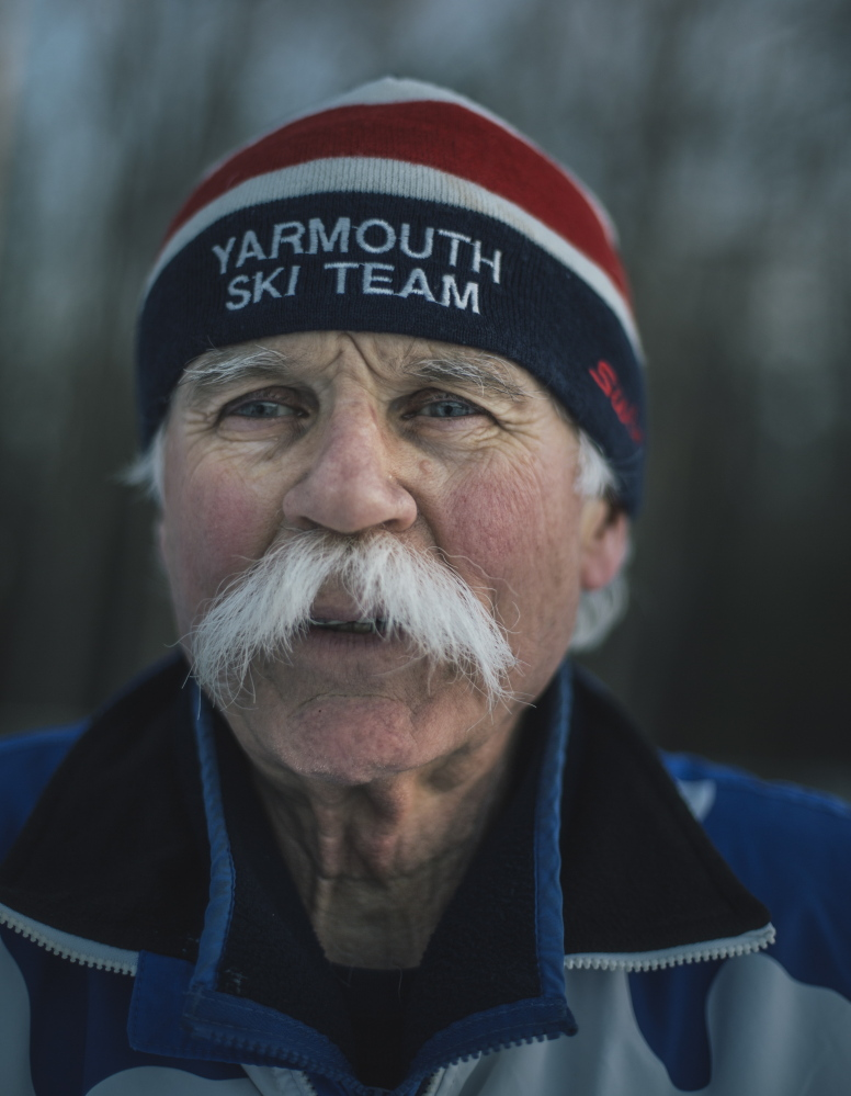 "Bob Morse, in his 33rd year as Yarmouth's cross-country skiing coach, says the new state championship format will mean two long days for skiers, coaches and officials, ""but it's going to be exciting."""