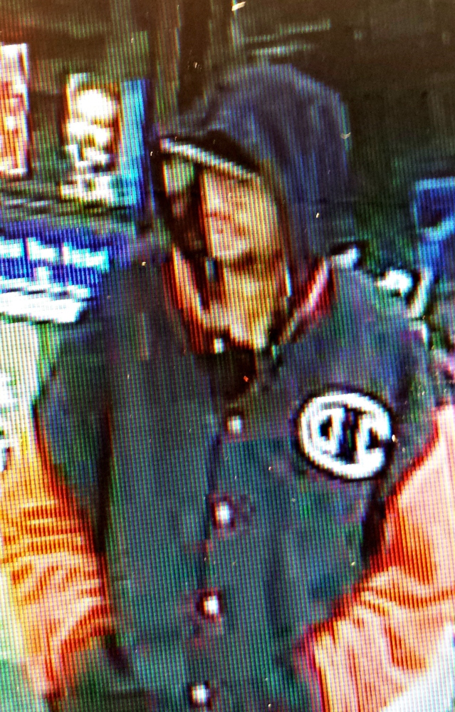 Police are seeking this man who they say tried to rob the Cumberland Farms store in Fairfield early Friday.