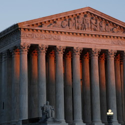 The U.S. Supreme court struck down a lawsuit by warehouse workers who were routinely forced to line up for security checks after their workday was through.