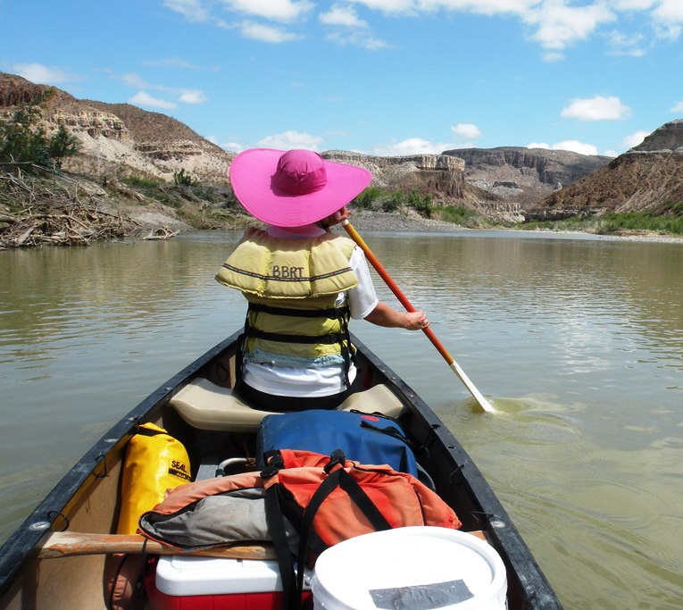 Big Bend National Park on the U.S.-Mexico border in west Texas offers spectacular river canyons and also is home to some 200 miles of foot trails.