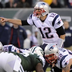 There is nothing on the line when the New England Patriots face the Buffalo Bills on Sunday, so the question is, how much will Tom Brady play? Or will he play at all? Patriots Coach Bill Belichick isn't saying.