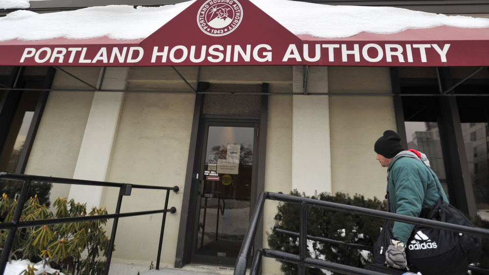 To find units with rent that a voucher can cover, the Portland Housing Authority has placed people in towns as far away as Old Orchard Beach and Freeport, where they are far from the services they need in the city.