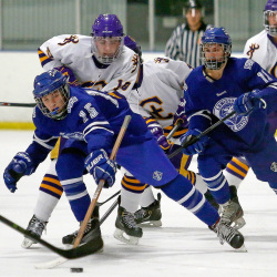 Cheverus vs. Lewiston hockey