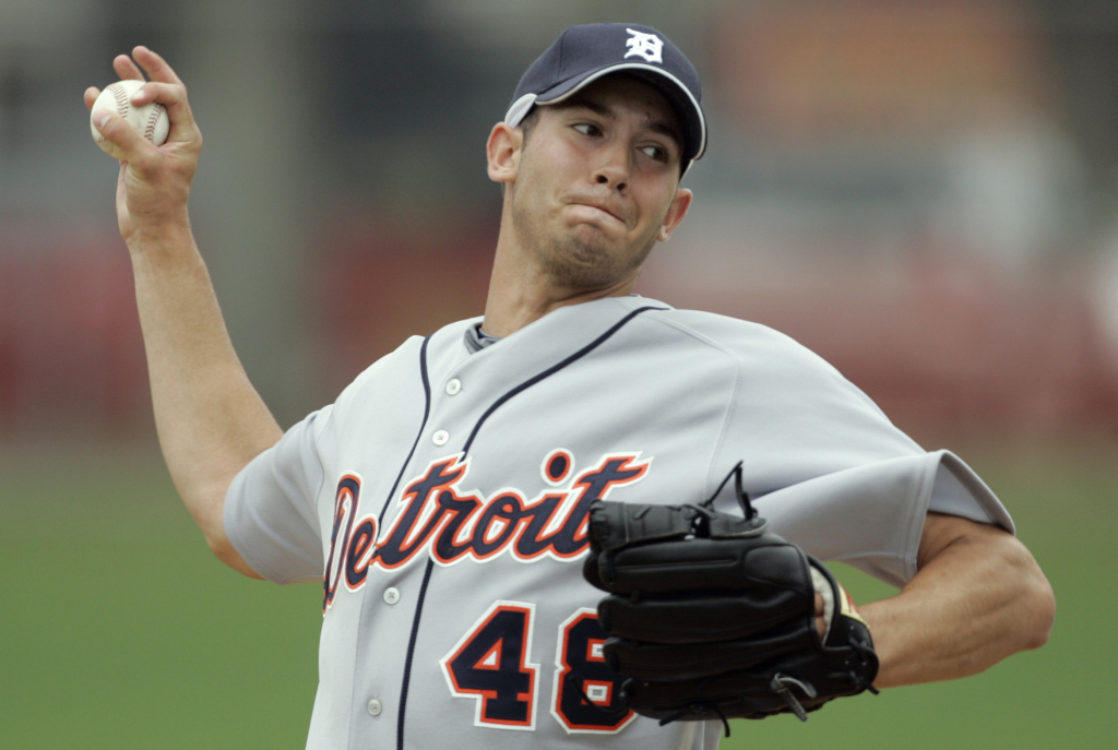 The Boston Red Sox have reportedly made a trade for Detroit's Rick Porcello, sending outfielder Yoenis Cespedes to the Tigers. The Associated Press