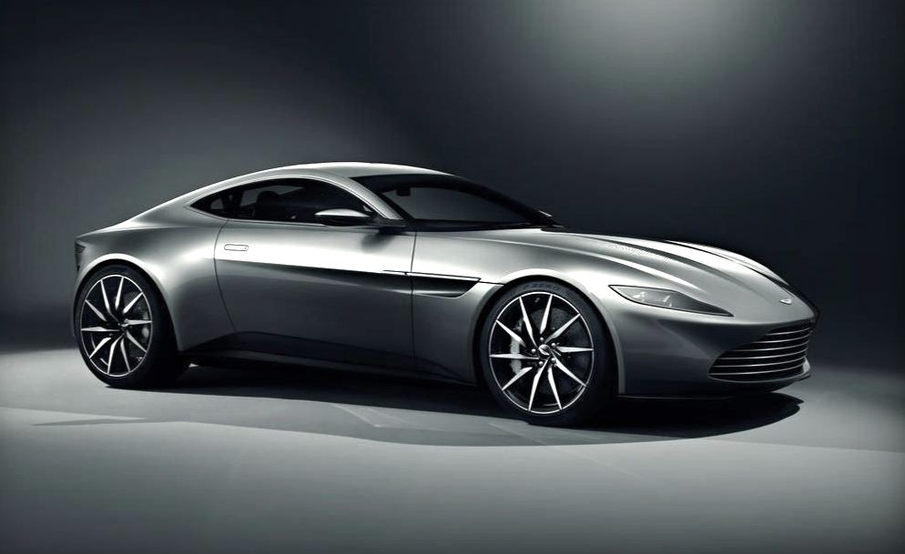 "Aston Martin designed its DB10 under the direction of ""SPECTRE"" director Sam Mendes."