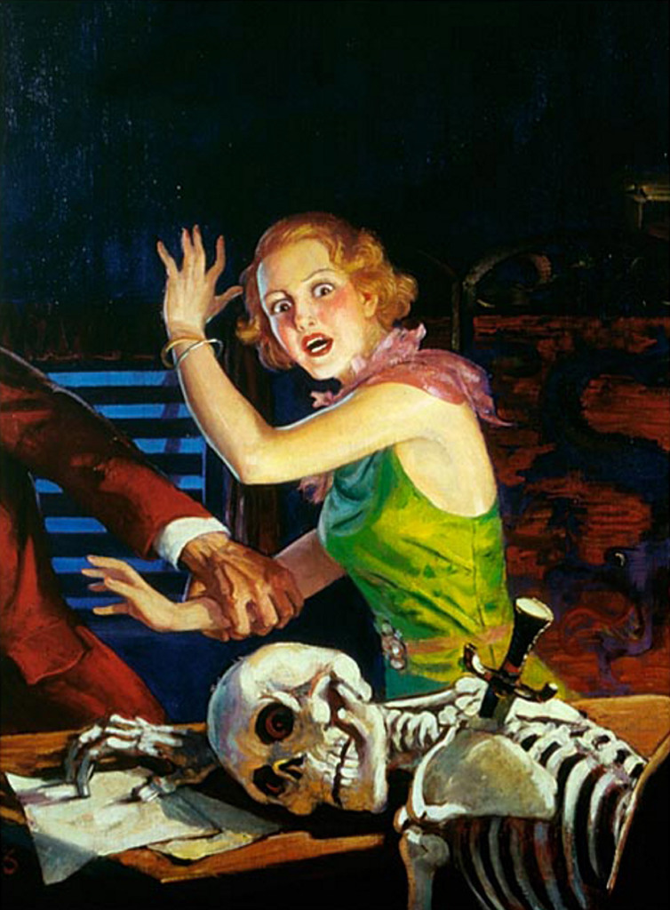 Best Pulp Cover Paintings