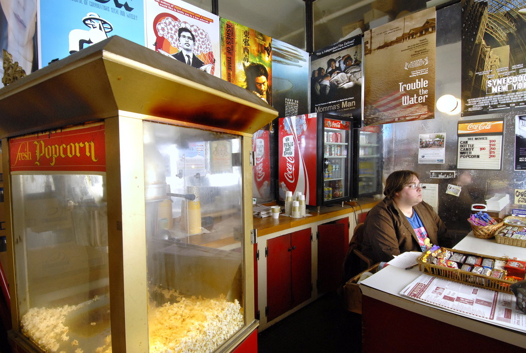 The former site of The Movies on Exchange could once again be showing films, only this time with the option for viewers to have a martini. An entrepreneur has told the city he wants to open a theater bar at the site.