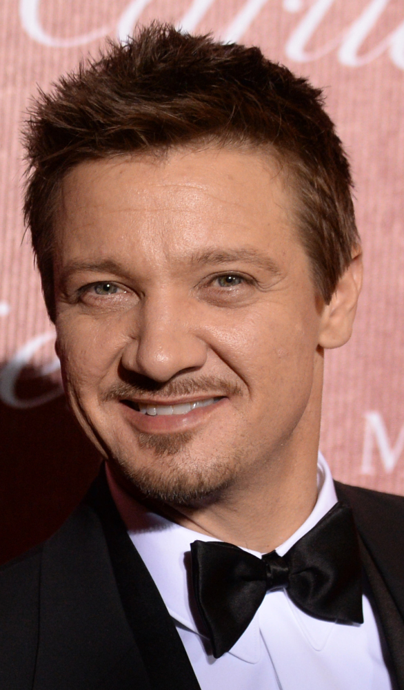 Actor Jeremy Renner's wife seeking divorce - Portland ...