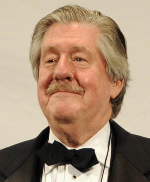 "Tony and Emmy Award-winning actor Edward Herrmann was known for his roles as FDR and the father on TV's ""Gilmore Girls.'"