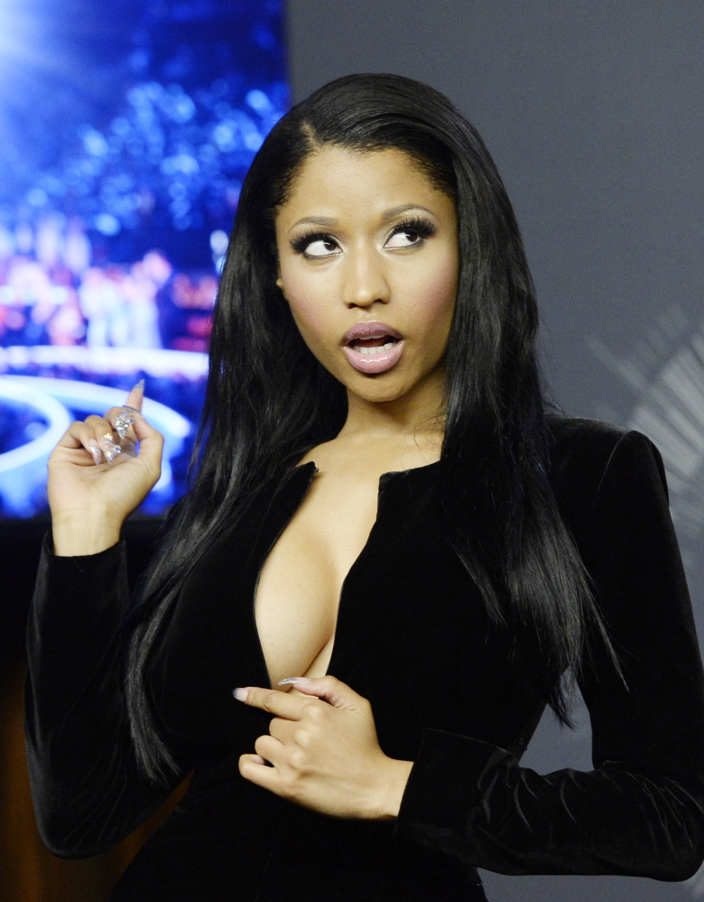 Nicki Minaj has more to say these days – in a Rolling Stone interview.