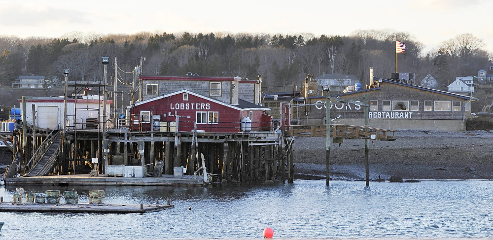 All It S Cracked Up To Be Cook S Lobster House For Sale
