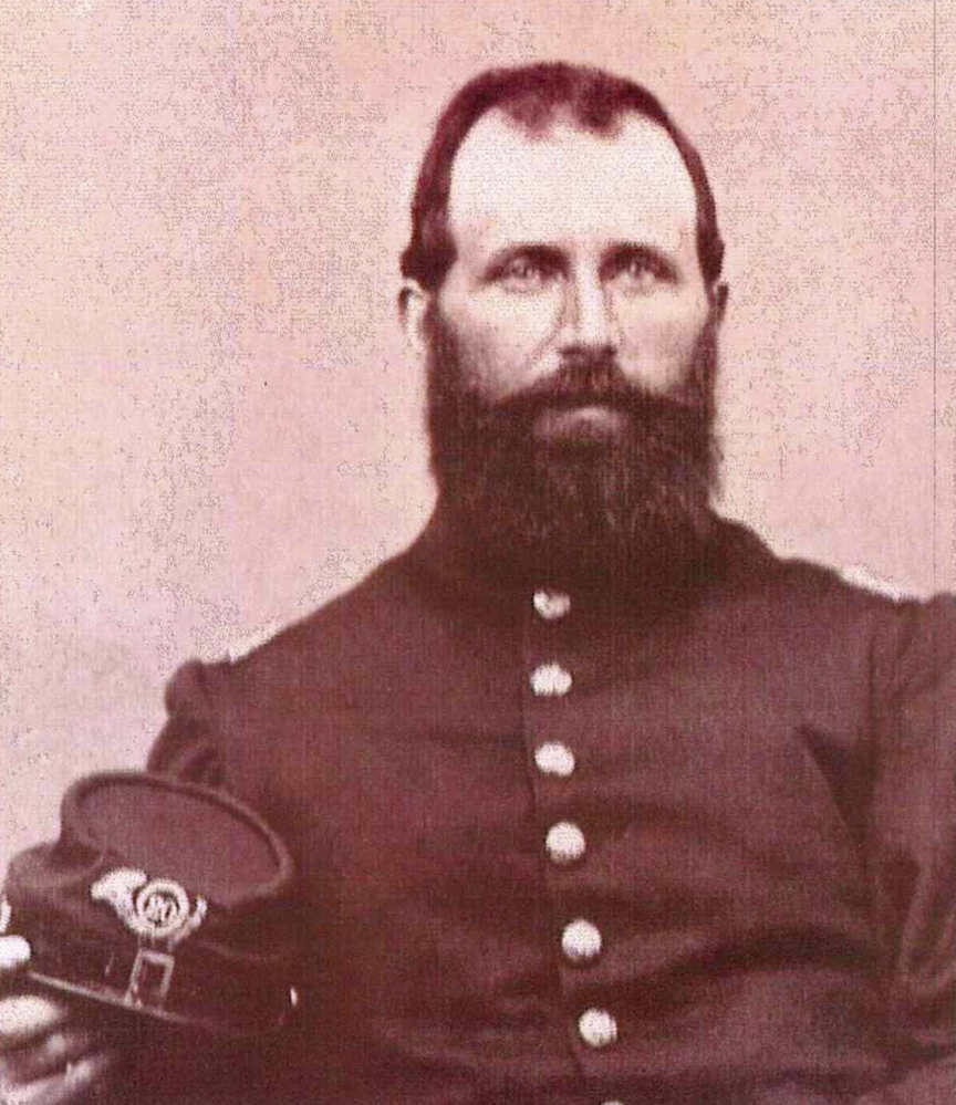 Capt. Charles W. Billings of Clinton died from wounds sustained during the defense of Little Round Top at the Battle of Gettysburg. He was the highest ranking member of the 20th Maine Volunteer Infantry Regiment to be mortally wounded during the battle.