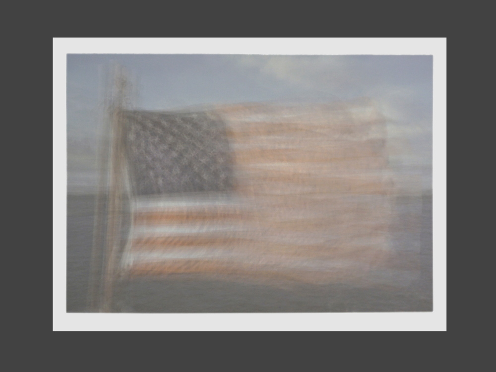 """Casco Flag – Untitled (Memory Series)"""