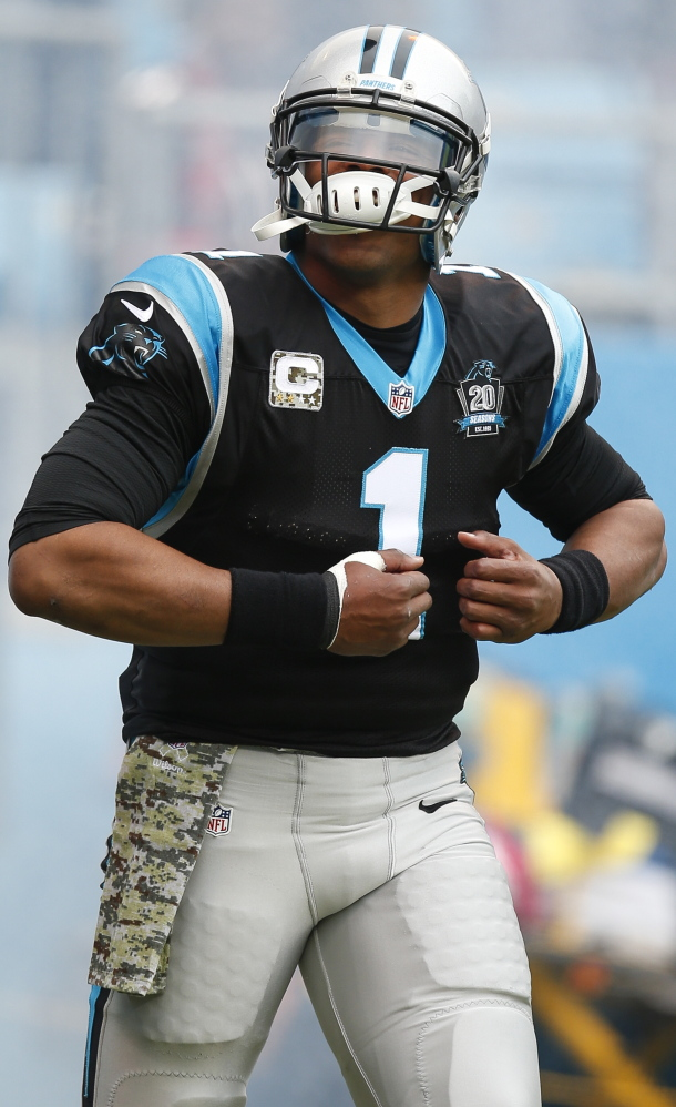 In three previous meetings against Seattle, Panthers quarterback Cam Newton has produced only one touchdown while averaging just 145 passing yards.