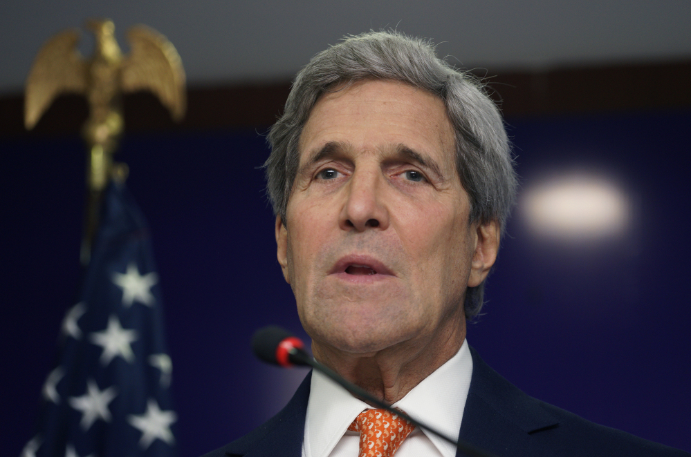 U.S. Secretary of State John Kerry, who is in India on Monday, will travel to Paris this week for talks on countering extremist violence, following sharp criticism of the Obama administration for not sending a senior official to Sunday's rally for unity in Paris.