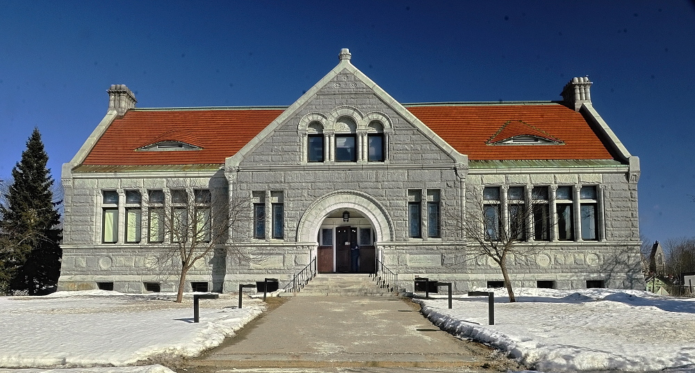 Augusta's historic Lithgow Public Library is set to undergo an $11 million expansion and renovation this spring.