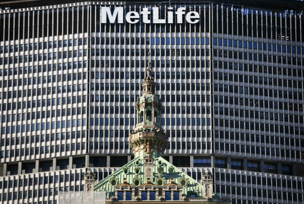 MetLife will ask a federal judge to review its designation as a 'systemically important' company.
